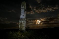 лесичерски стълб нощ